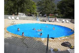 Camping les cariamas ch teauroux les alpes embrun for Piscine embrun