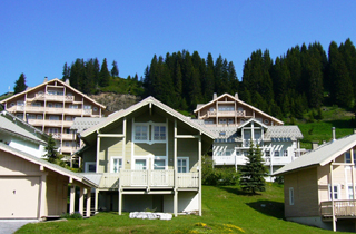 Chalets Hameau de Flaine