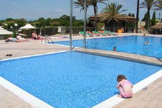 Domaine de plein-air Castell Mar