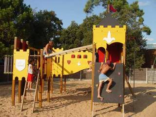 Camping Chateau de Fonrives