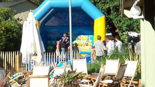 Camping 4 toiles Les Acacias  Vensac