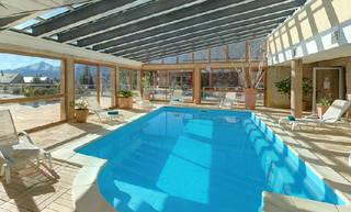 Location font romeu piscine couverte 2 040 locations d s for Piscine font romeu