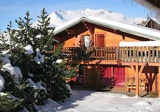 Chalet Soleil d'Hiver