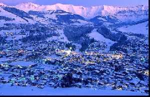 MEGèVE Le Ski Du Nord Au Sud