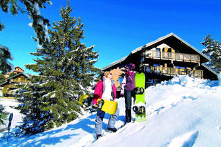 Rsidence Odalys Les Chalets d'Aurouze