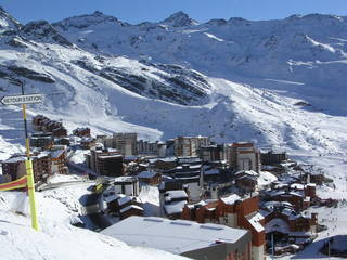 Val thorens, Résidence la Vanoise