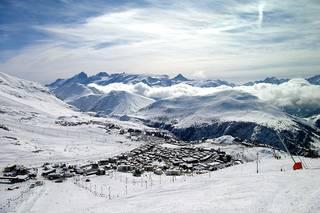 ALPE D'HUEZ Ski Horizon