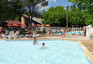 Camping Domaine de Neguenou Prayssas