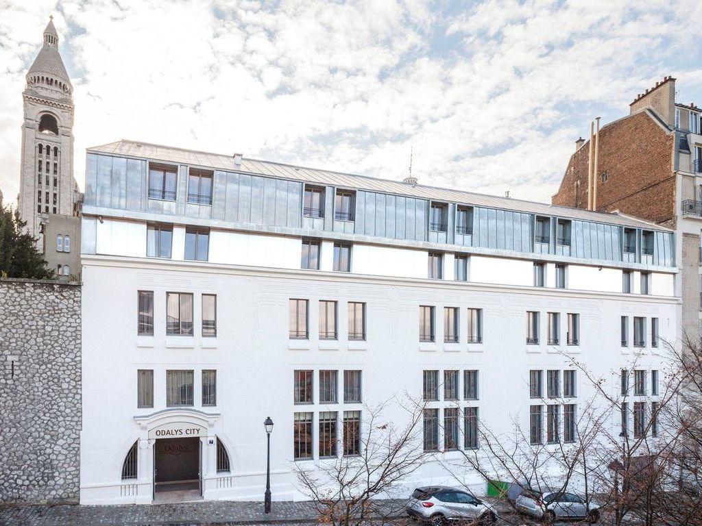 Appart'hôtel Odalys Montmartre