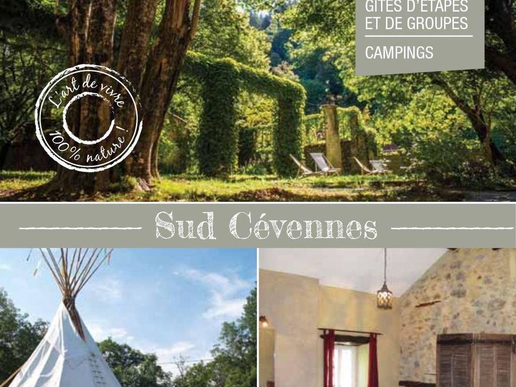 Camping A L'ombre Des Oliviers (Cazilhac à 4 km)