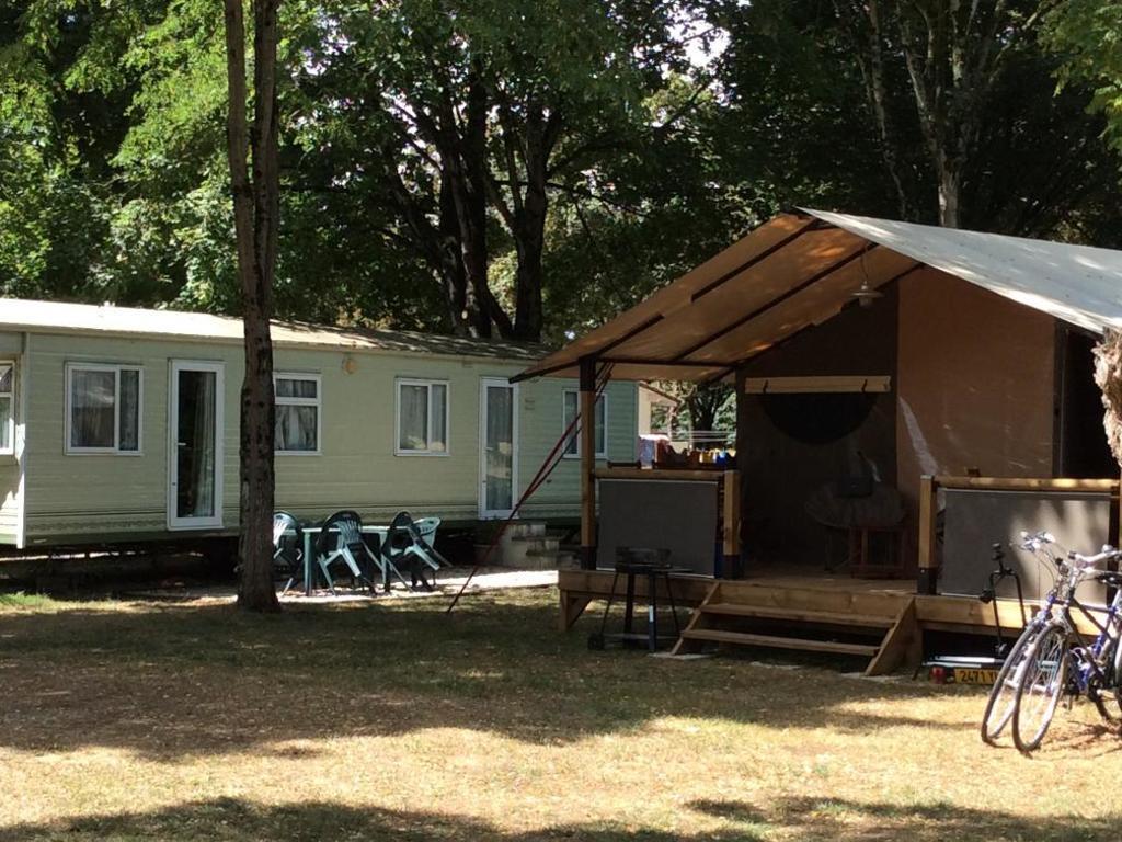 Camping Aire Naturelle Municipale Les Bergereaux (Le Blanc à 12 km)