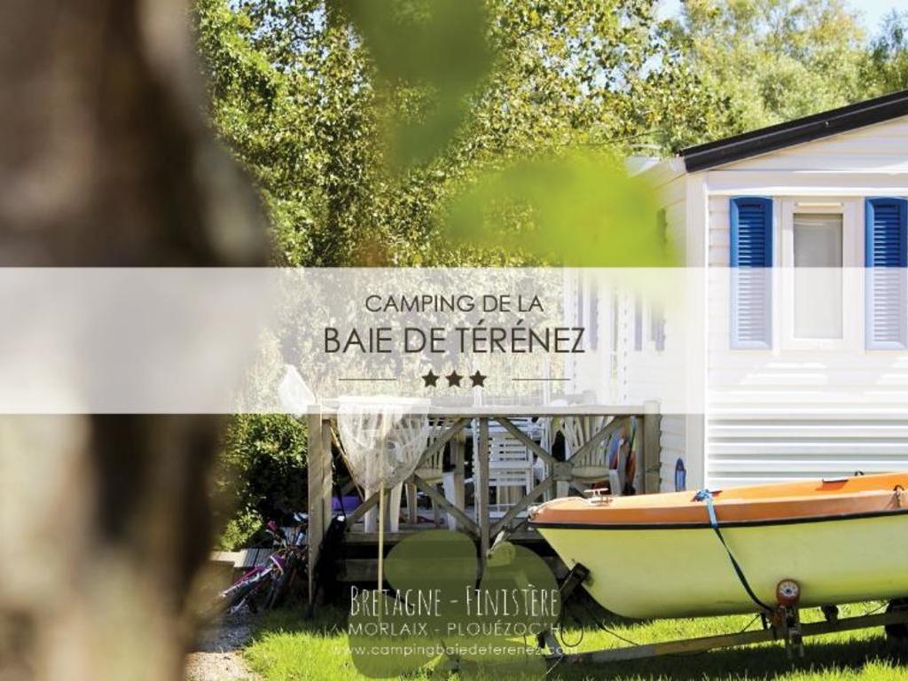 Camping Baie de Terenez