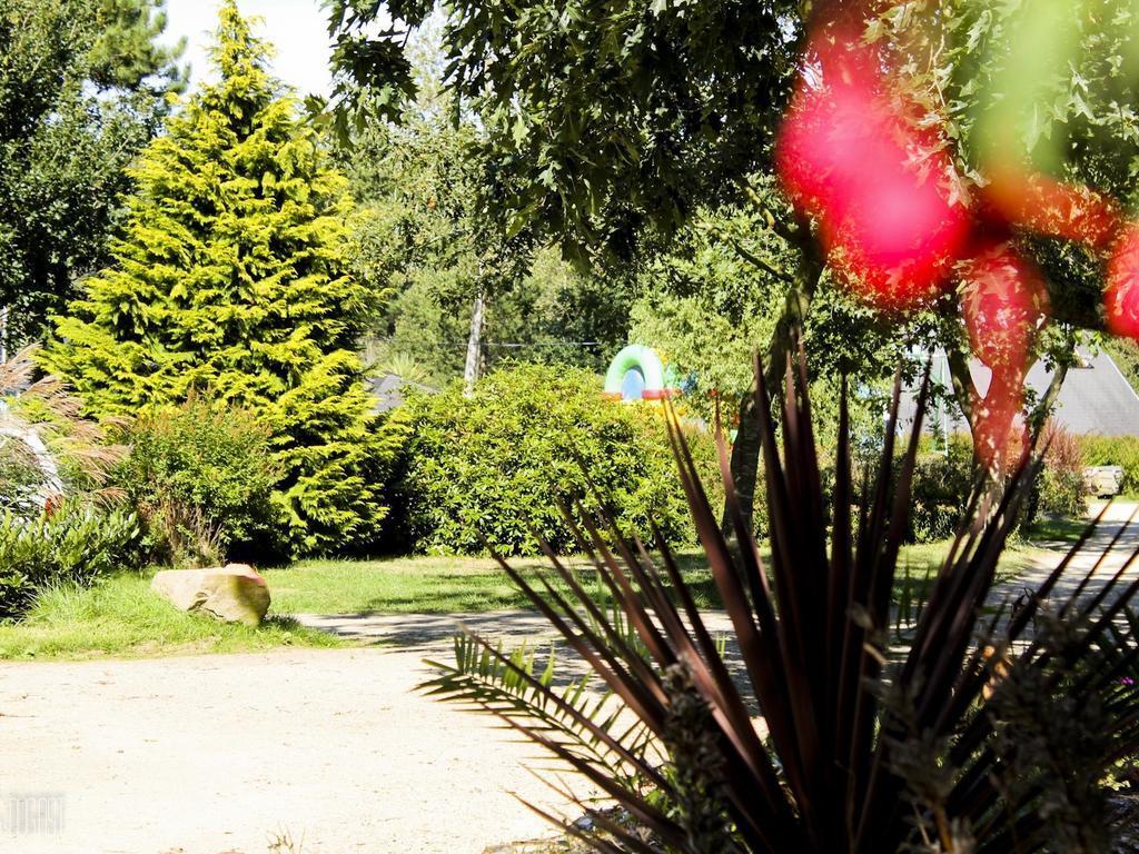 Camping Baie de Térénez *