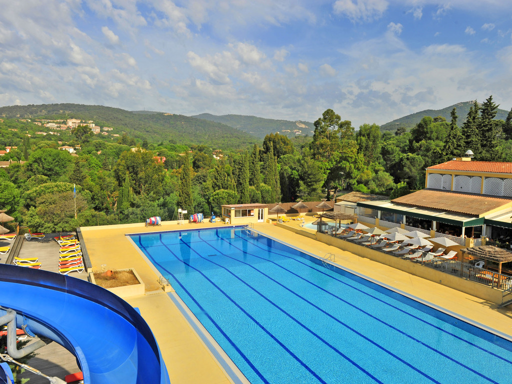 Camping club le domaine des na ades grimaud 170 for Hotel a dieppe avec piscine