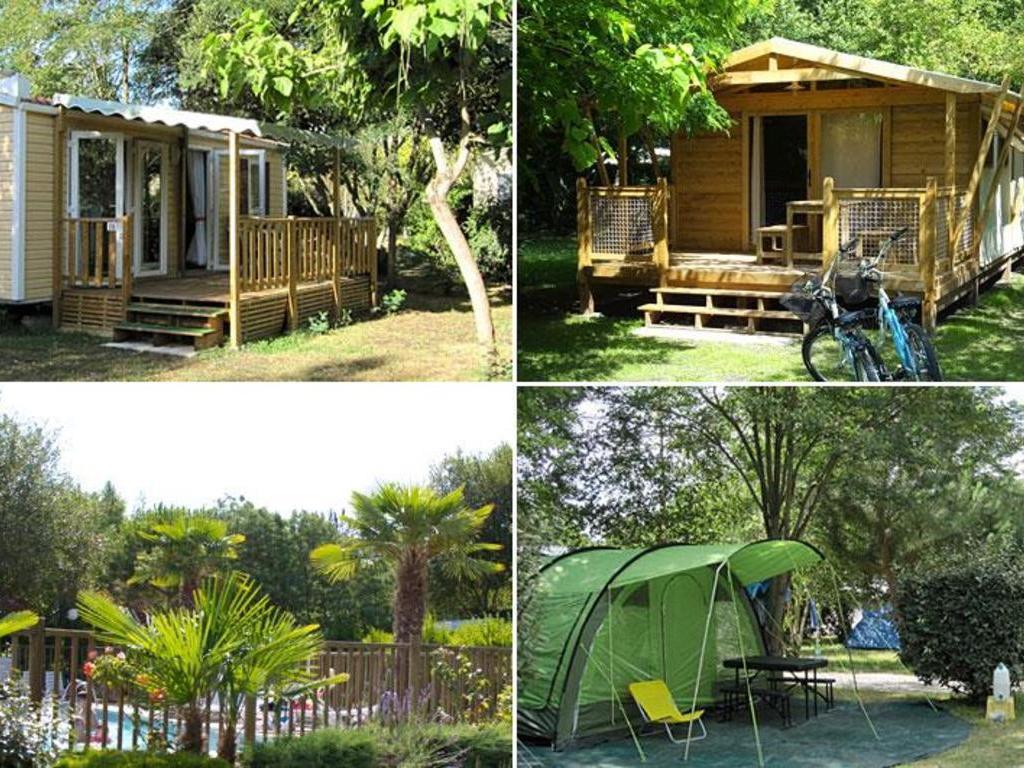 Camping  Des Familles