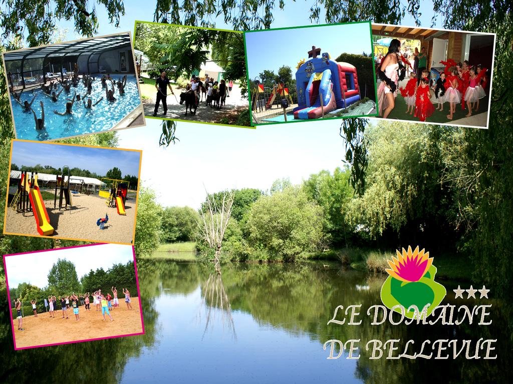 Camping Domaine De Montcalm