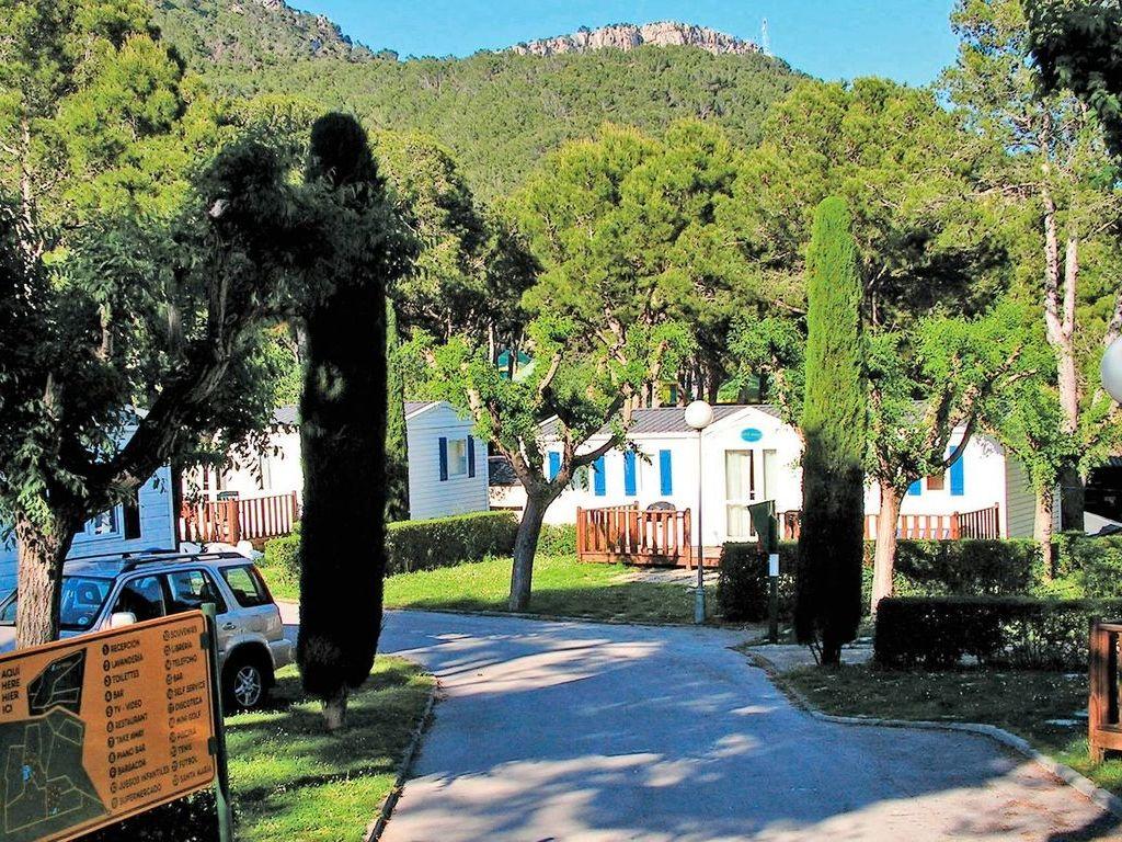 Camping Domaine de plein-air Castell Montgri