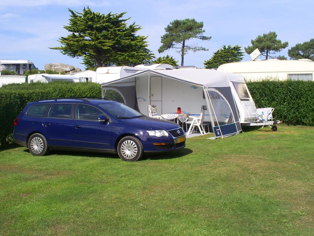 Camping du Port - Landrellec