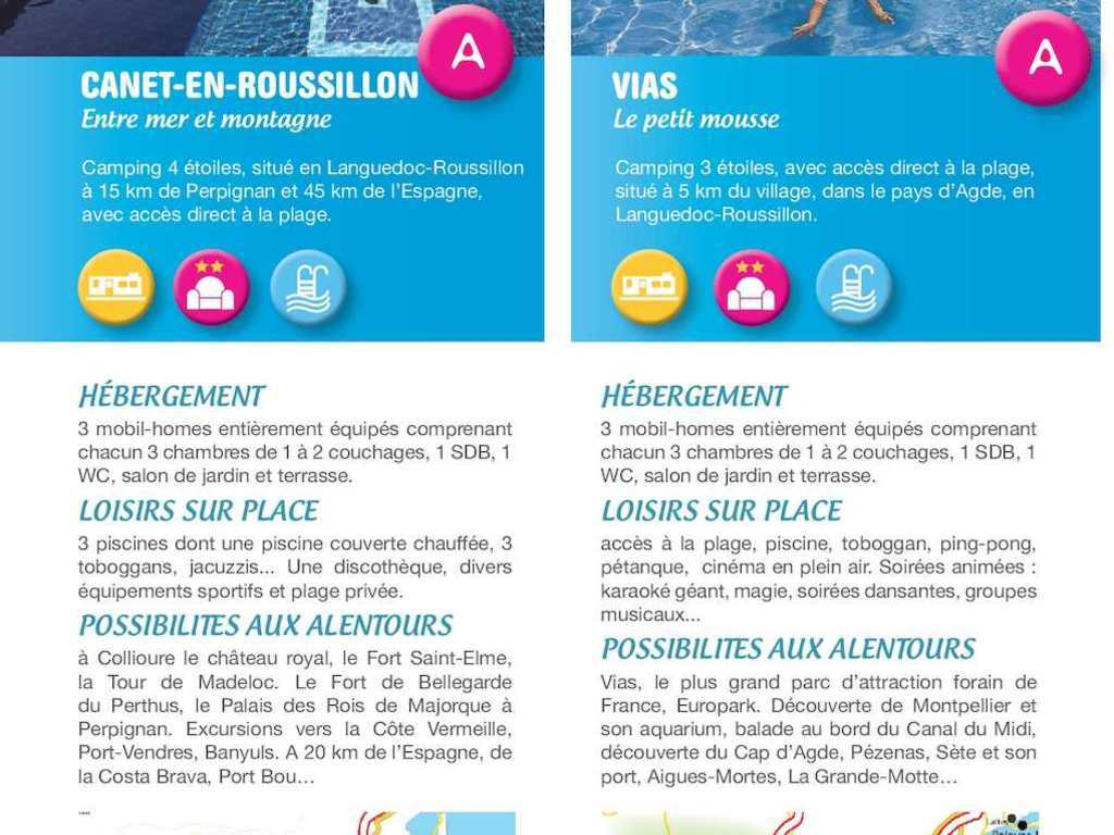 Camping Fleur De Camargue (Saint-Laurent-d'Aigouze à 5 km)
