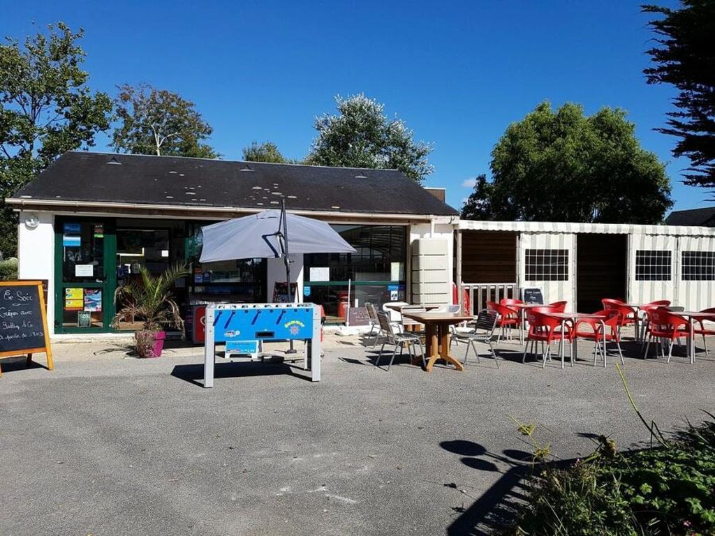 Camping Kerlaz (Tréguennec à 9 km)
