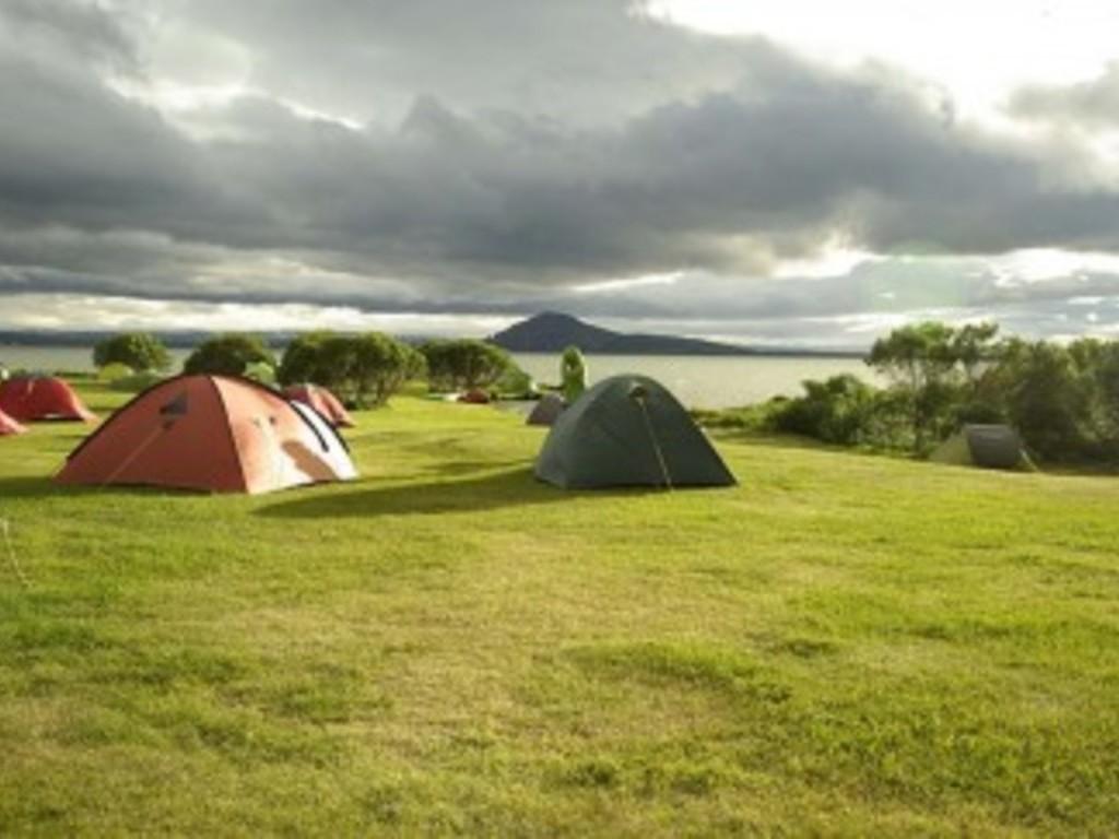 Camping L'ambois (Mouilleron-le-Captif à 3 km)
