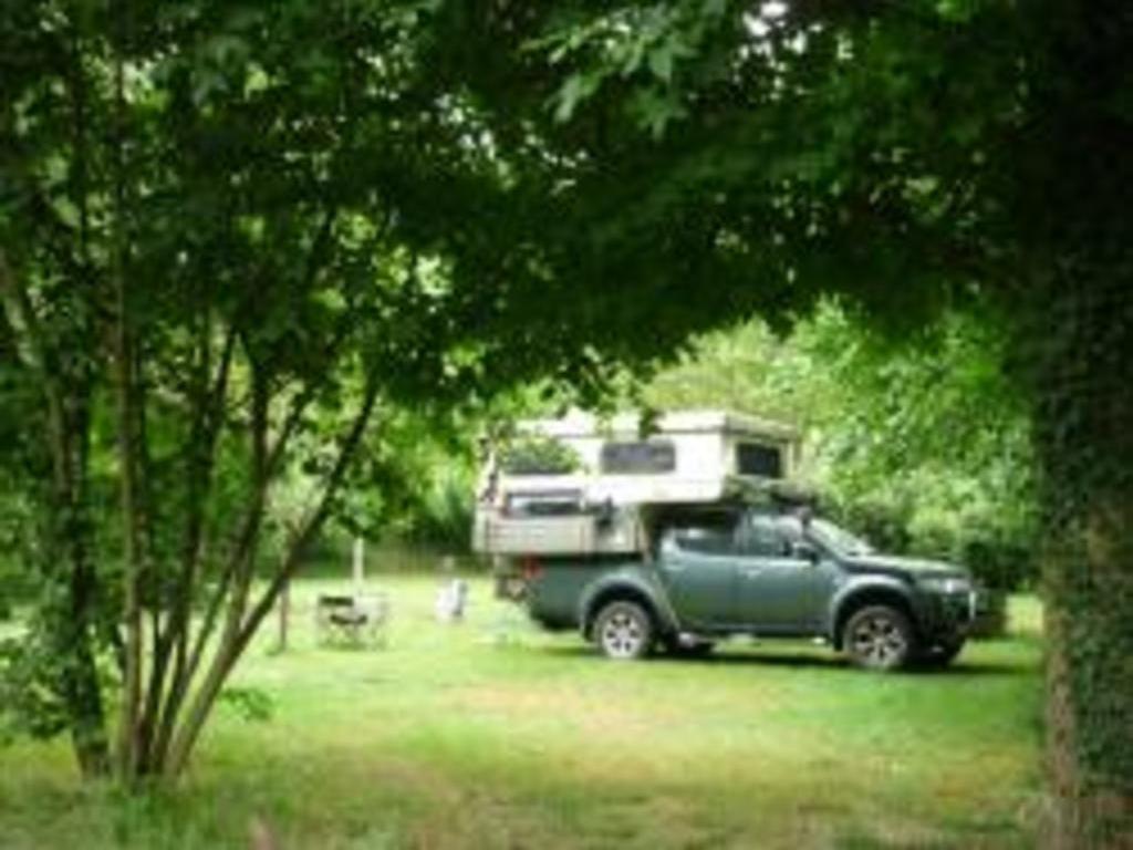 Camping L' Arrayade (Ger à 3 km)