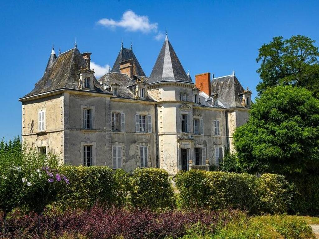 Camping  Château La Foret