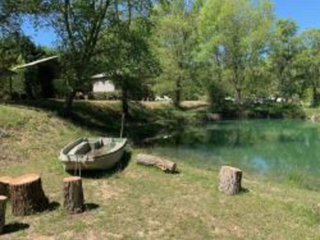 Camping La Rivière Saint Maime
