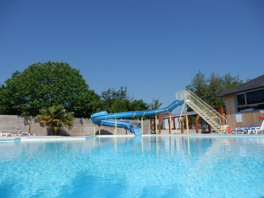 Camping de La Roche Percée