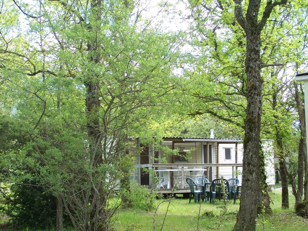 Camping La Rouilliere (Corps à 13 km)