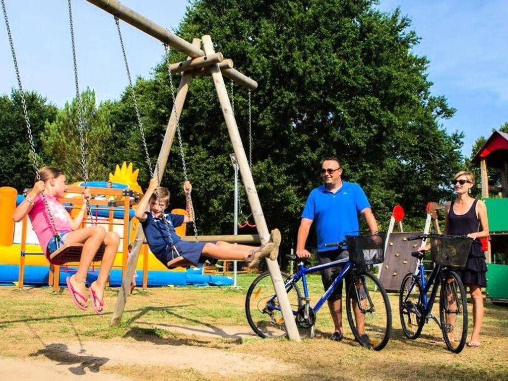 Camping Landes Bleues