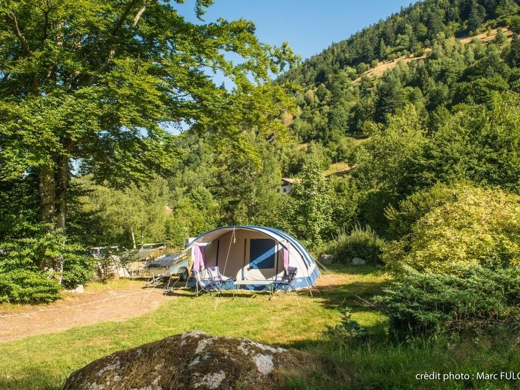 Camping Le Haut Des Bluches