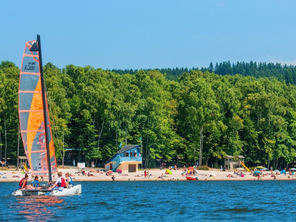 Homair - Lac des Vieilles Forges
