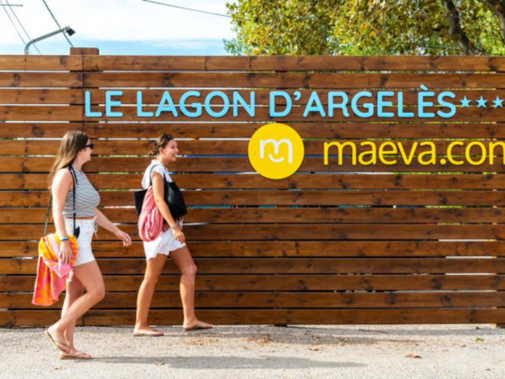 Camping Le Lagon D'argeles - Maeva Camping