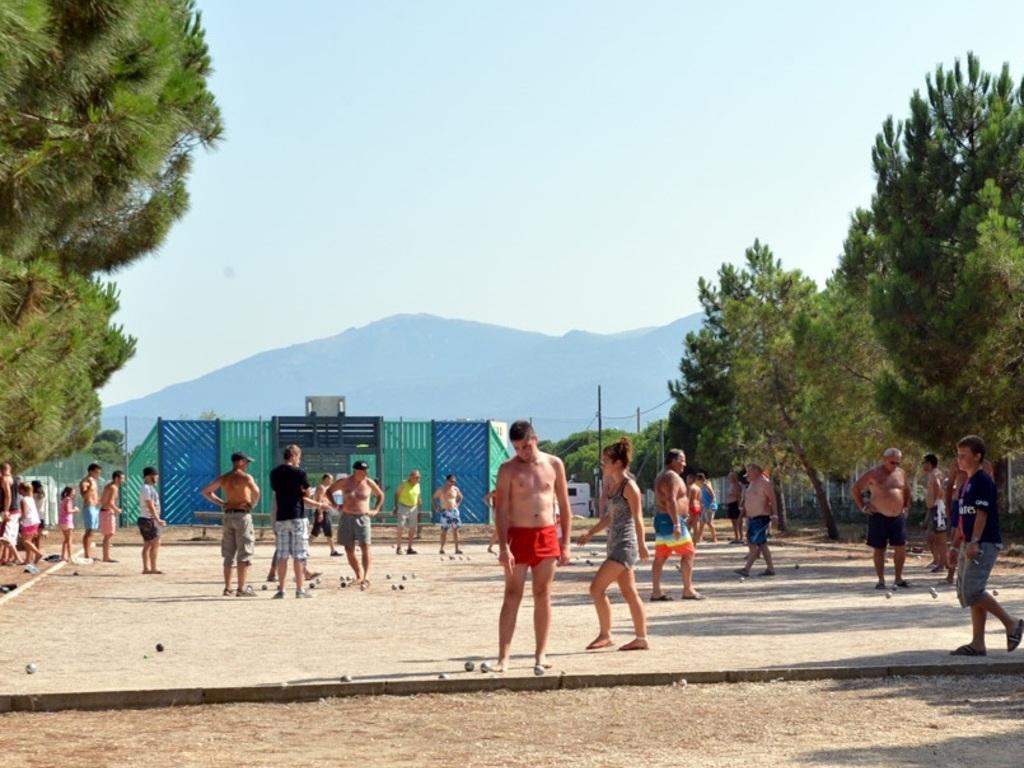 Camping Sunissim Le Roussillonnais *