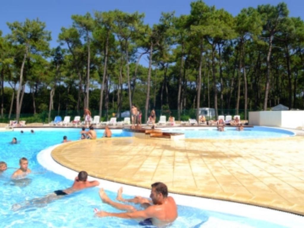 Camping Le Sableau (Notre-Dame-de-Riez à 5 km)