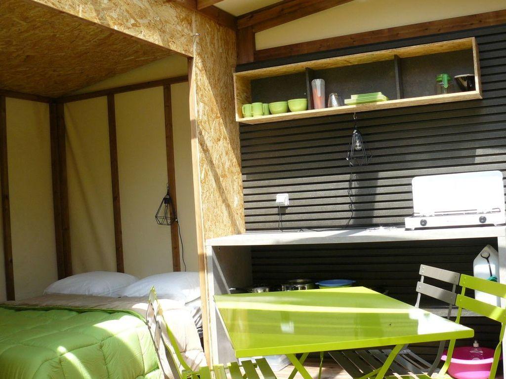 Camping Les Tailladis (Marcillac-Saint-Quentin à 7 km)