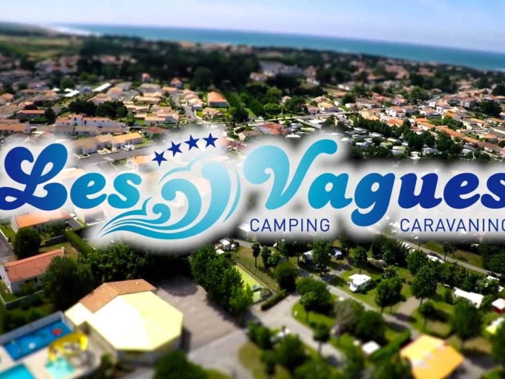 Camping Les Vagues
