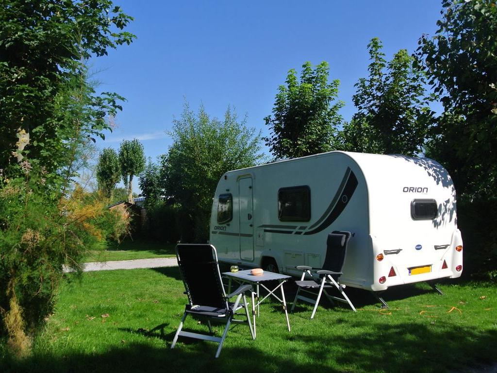 Camping Les Vertes Feuilles (Quend à 1 km)