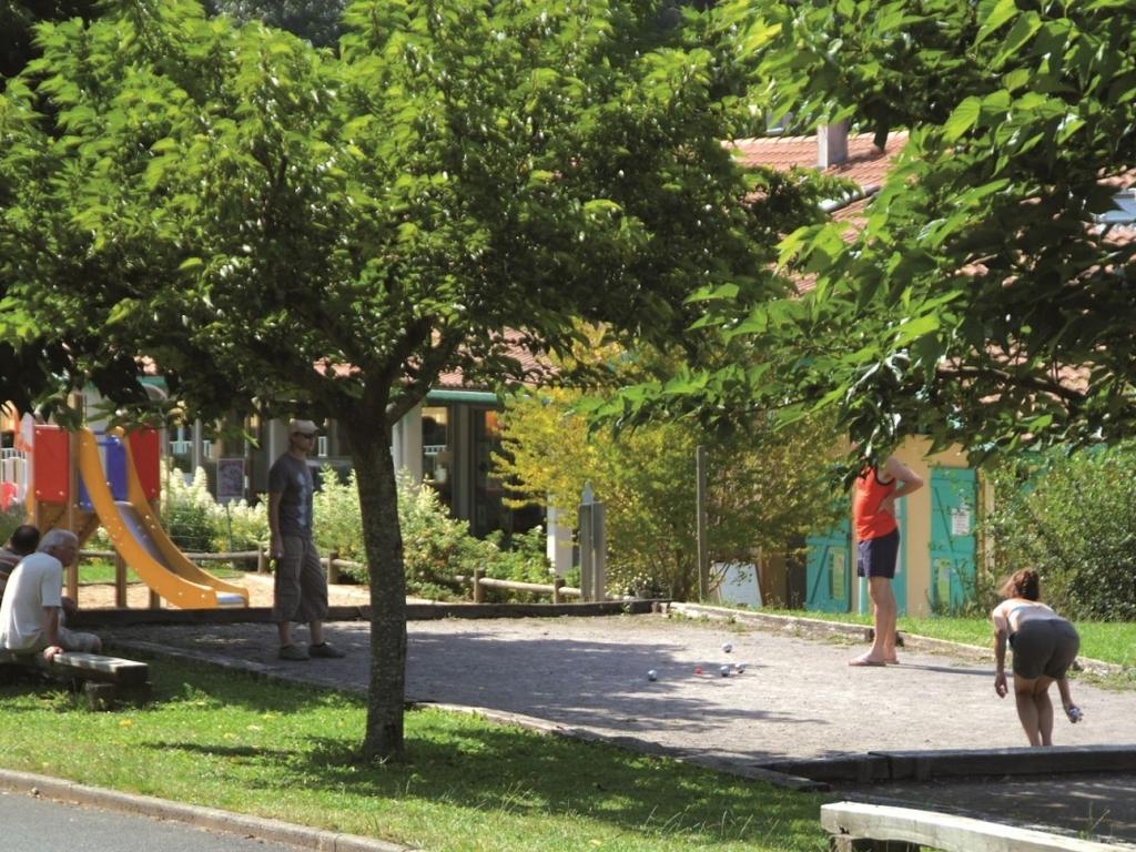 Camping Lou P'tit Poun (Saint-Martin-de-Seignanx à 4 km)