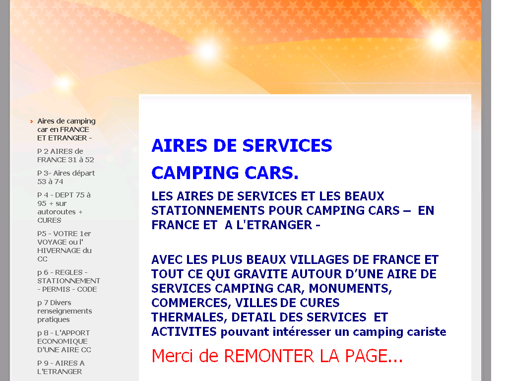 Camping Mme Goletto Cathi