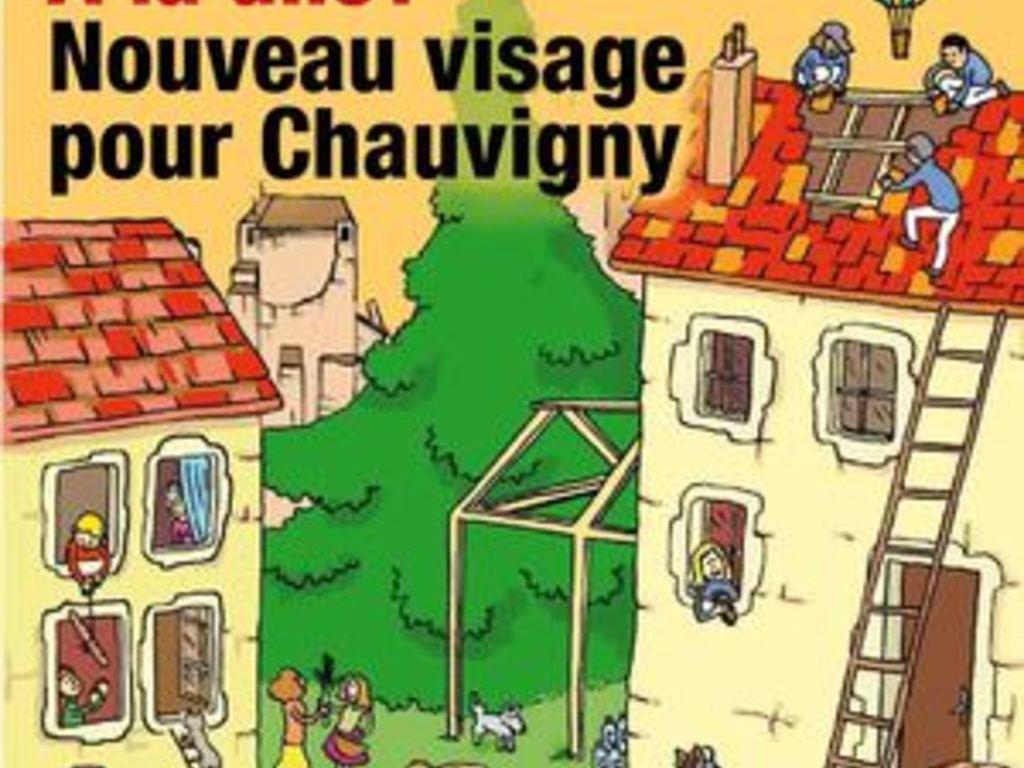 Camping Municipal La Fontaine (Chauvigny à 15 km)