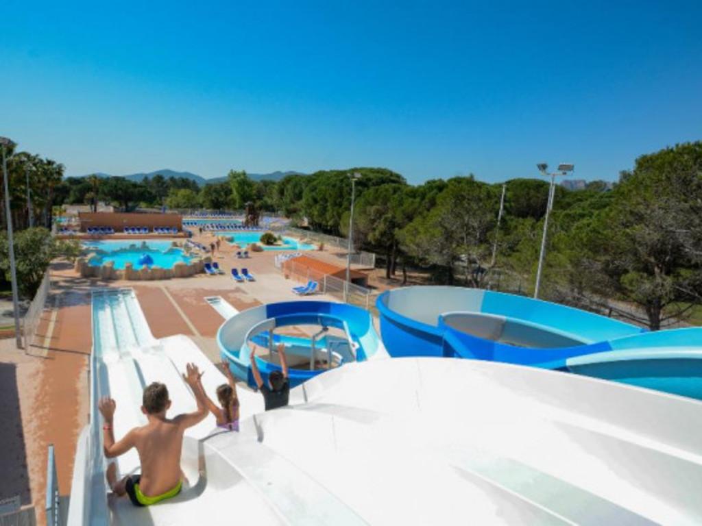 - Côte d'Azur - Camping Parc Saint James Oasis Village *