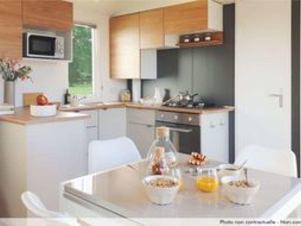 Mobil home Camping La bonne Anse La Palmyre