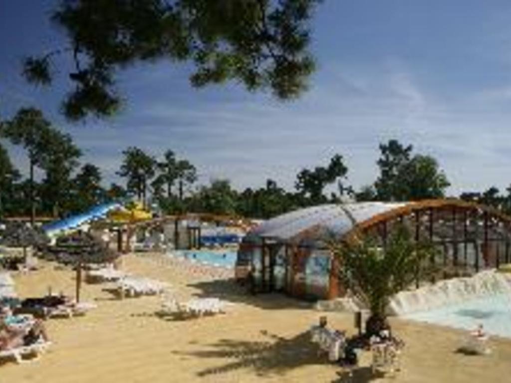 Camping Siblu La Pignade à Ronce les Bains