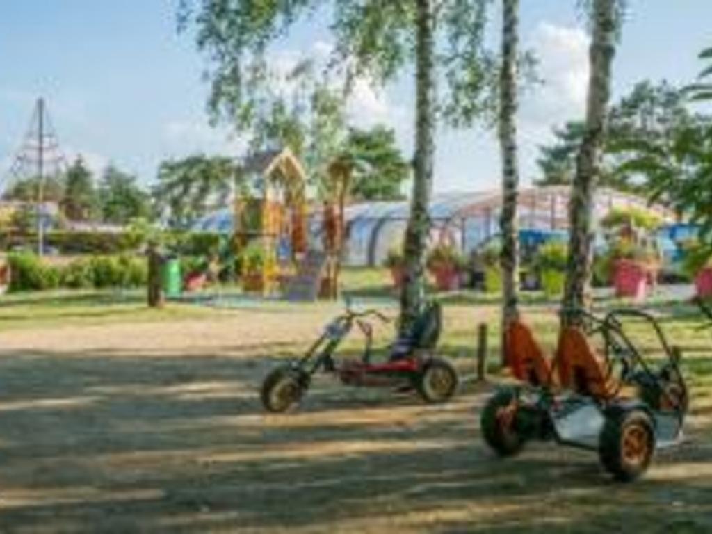 Camping Siblu Le Domaine de Dugny à Onzain