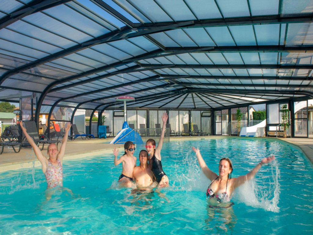 Camping Tohapi Aux Pommiers