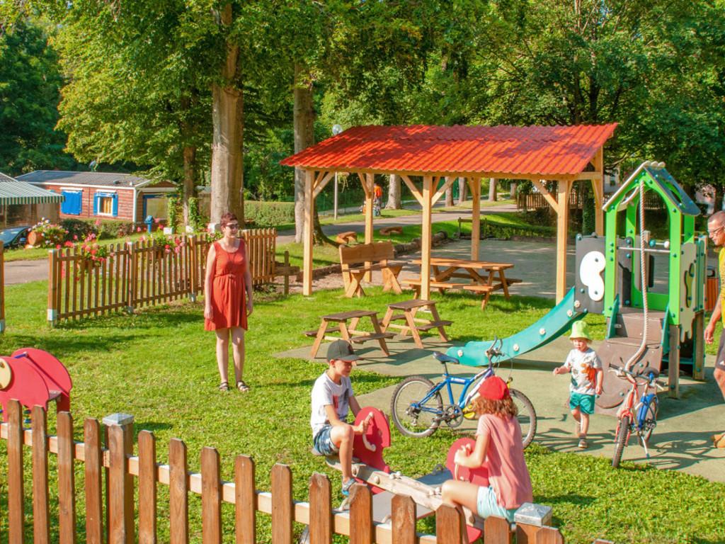Camping Tohapi Le Parc de La Fecht