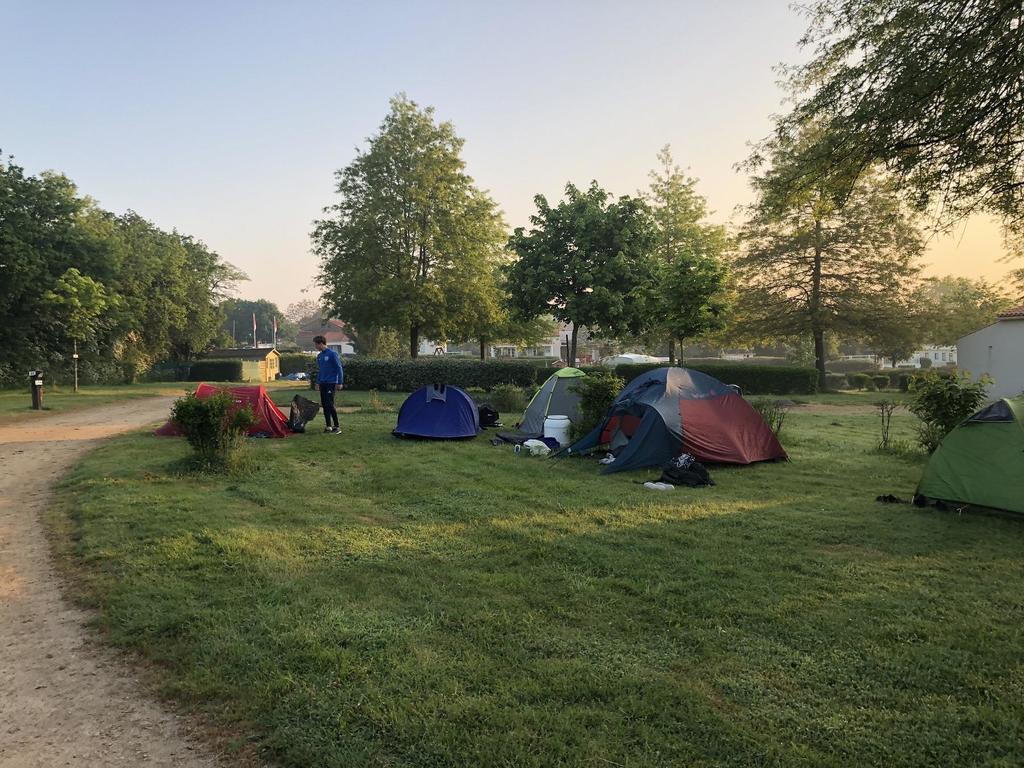 Camping Val De Vie