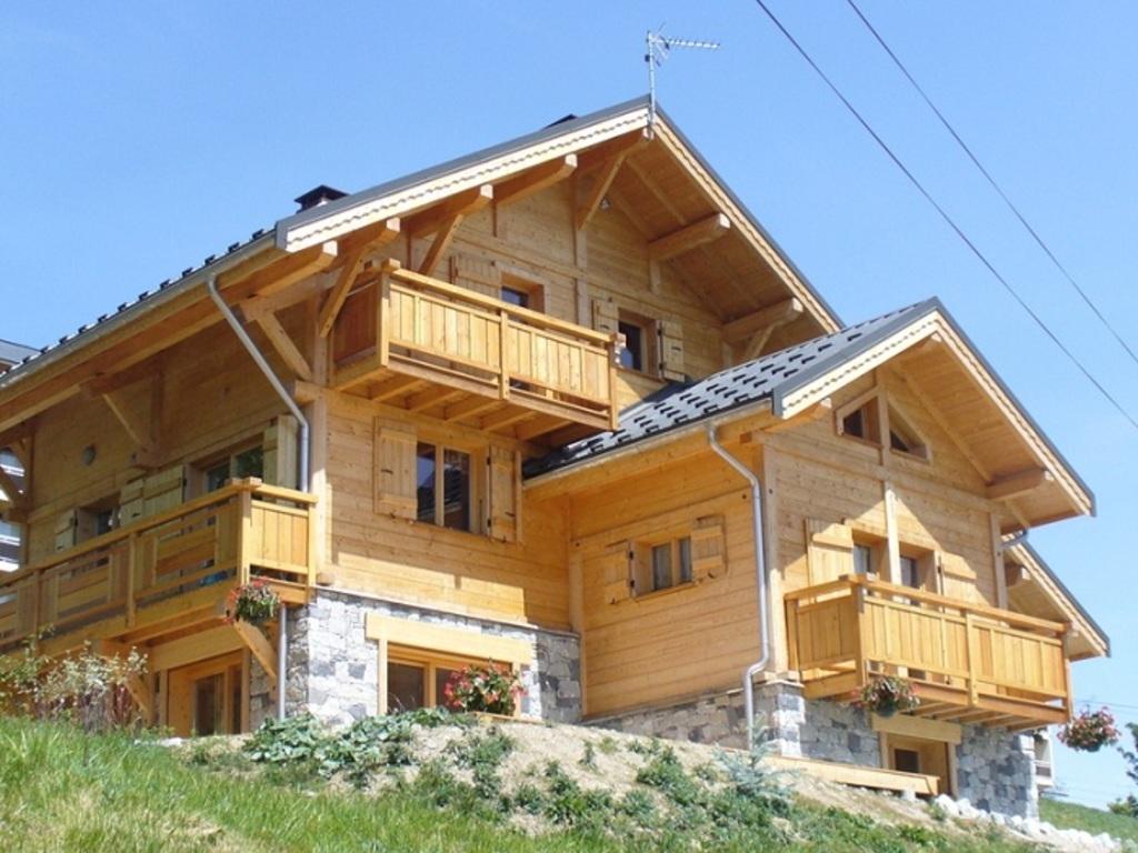 chalet jardin d 39 hiver la toussuire 25 locations d s 1306. Black Bedroom Furniture Sets. Home Design Ideas